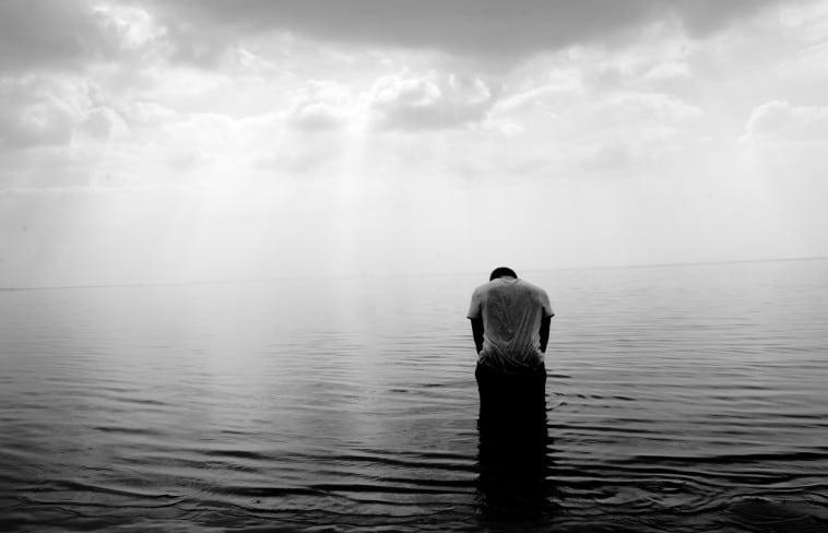 האדון שנפל לים