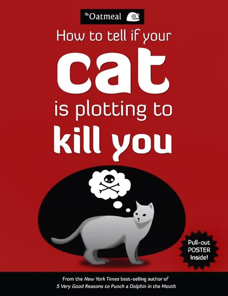 How to tell f your cat is plotting to kill you