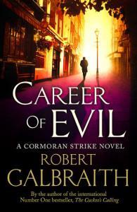 קריירה של רשע - Career of Evil