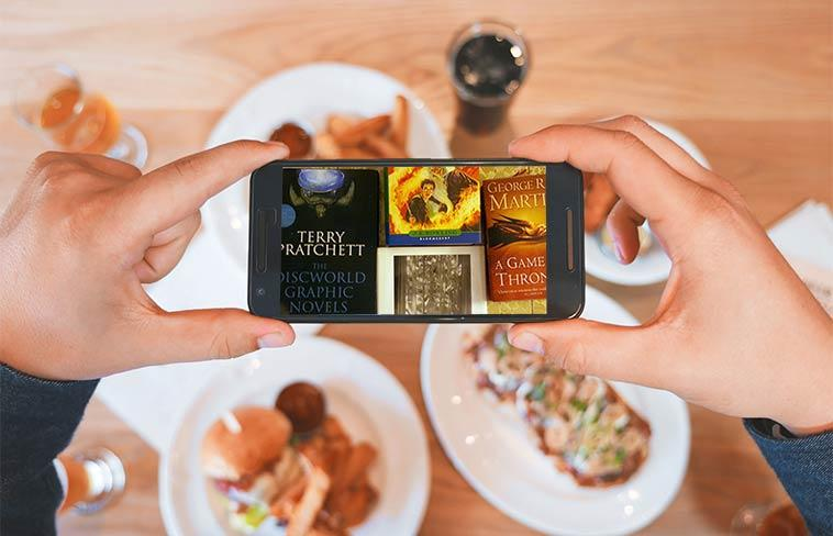 Litsy - instagram for book lovers