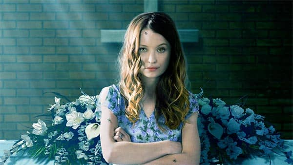 Emily Browning – American Gods