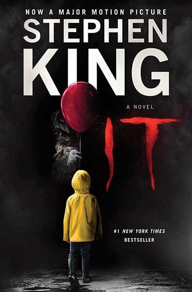 It - Stephen King - English book cover