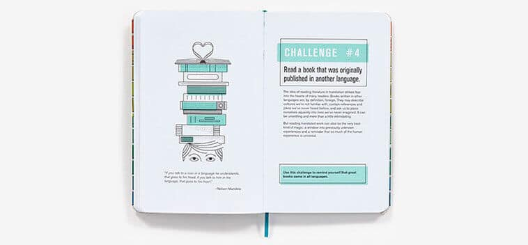 Challenging Reading Journal