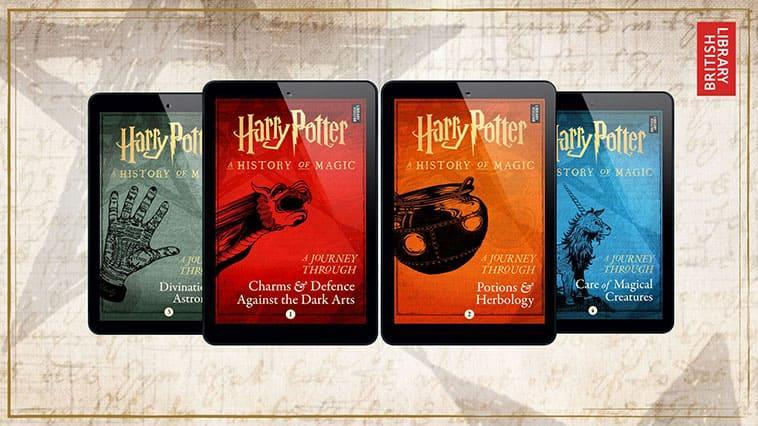 Harry Potter: History of Magic - New Books