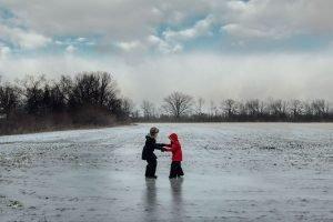 """תאומות הקרח מאת ס""""ק טרמיין"""