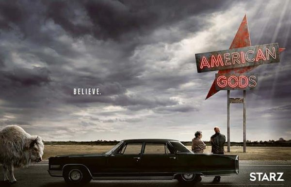 Cinematic Literature – Does STARZ's American Gods Live to the Expectations?