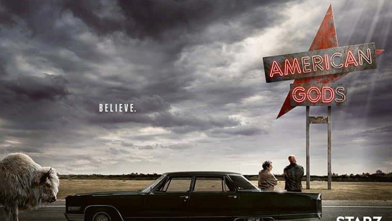 """קולנוע ספרותי – סדרת הטלוויזיה """"אלים אמריקאים"""" עומדת למבחן"""