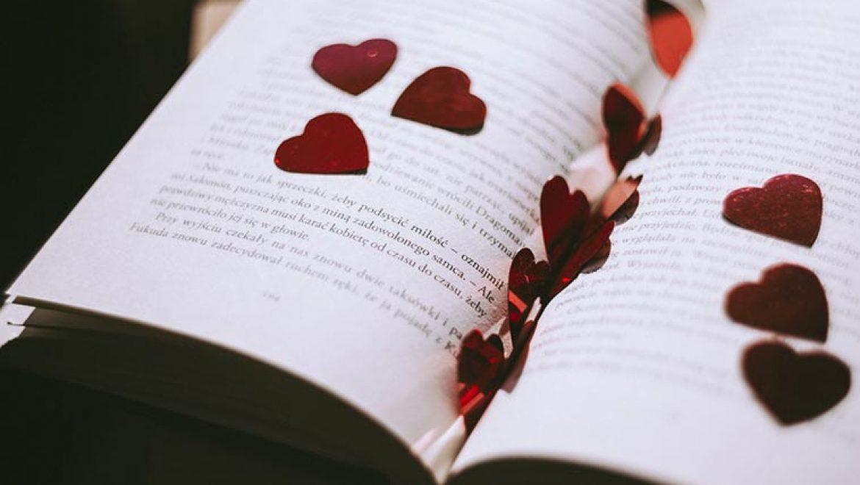 10 ספרים מושלמים ליום האהבה